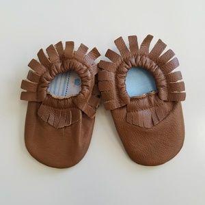Nwot Mepiq Toddler Moccasins